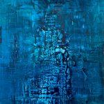Blue Matter 70x100cm Sold