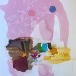 Untitled Framed 32x45cm Sold