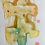 Untitled Framed - 60x47cm Sold