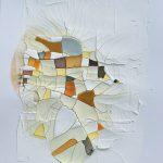 Untitled Framed 41x33cm Sold
