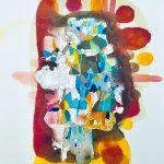 Untitled Framed - 60x47cm Sold