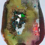 Untitled Framed 40x50cm Sold