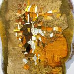 Untitled Framed 41x33cm